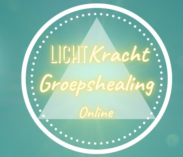 licht kracht groepshealing online