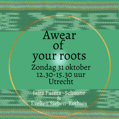 awear of your roots 16-10